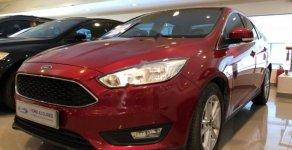 Bán Ford Focus Trend 1.5L năm sản xuất 2017, màu đỏ  giá 585 triệu tại Tp.HCM