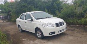 Cần bán lại xe Daewoo Gentra SX 1.5 MT sản xuất 2008, màu trắng  giá 135 triệu tại Quảng Ninh