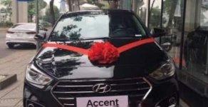 Bán Hyundai Accent 1.4AT đời 2018, màu đen, giá chỉ 550 triệu giá 550 triệu tại Nghệ An