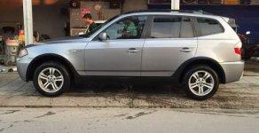 Bán BMW X3 AT năm sản xuất 2006, màu bạc, xe nhập chính chủ giá 379 triệu tại Tp.HCM