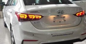 Bán ô tô Hyundai Accent đời 2018, màu trắng giá 555 triệu tại Tp.HCM