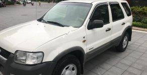 Xe Ford Escape XLT AT năm 2003, màu trắng giá 158 triệu tại Hà Nội