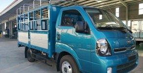 Bán xe tải Kia K250 mở 5 bửng, thùng mui bạt giá 386 triệu tại Tp.HCM