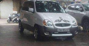 Bán xe Hyundai Atos đời 2007, màu trắng, nhập khẩu số tự động giá 135 triệu tại Hà Nội