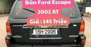 Bán Ford Escape 2002 số tự động, máy số ngon giá 145 triệu tại Hải Phòng