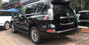 Bán Lexus GX 460 2018 màu đen, nhập Mỹ giá 6 tỷ 185 tr tại Hà Nội