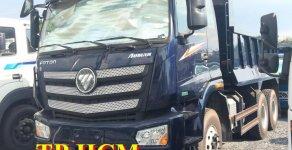 TP. HCM xe Ben 3 chân Thaco Auman D240 tải trọng 13 tấn, màu trắng giá 1 tỷ 210 tr tại Tp.HCM