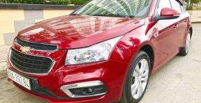 Cần bán Cruze LTZ số tự động, màu đỏ, phiên bản mới, full option giá 490 triệu tại Tp.HCM