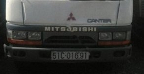 Bán xe tải Mitsubishi Canter đời 2005, tải trọng 1T7, xe đang hoạt động kinh doanh giá 239 triệu tại Tp.HCM
