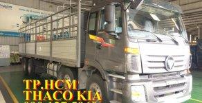 TP.HCM Thaco Auman C300B 18 tấn, xe 4 chân thùng mui bạt tôn lạnh, màu trắng giá 1 tỷ 127 tr tại Tp.HCM