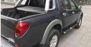 Bán xe Mitsubishi Triton 2.5 4x4AT năm 2010, màu xám chính chủ giá 345 triệu tại Hà Nội