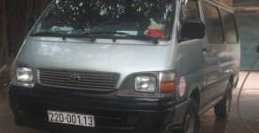 Bán Toyota Hiace sản xuất 1999, nhập khẩu   giá 95 triệu tại Hà Nội