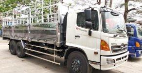 Bán xe Hino 15 tấn FL8JTSA 3 chân 1 cầu thật, hỗ trợ vay vốn cao, khuyến mãi lớn giá 1 tỷ 460 tr tại Hà Nội