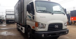 Bán Hyundai Mighty 7 tấn. Giảm ngay 30tr khi mua xe đời 2018, hỗ trợ trả góp giá 669 triệu tại Bình Dương