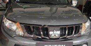 Bán Mitsubishi Triton 4x4 MT 2018, màu đen, xe nhập, 646tr giá 646 triệu tại Hà Nội