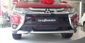 Bán xe Mitsubishi Outlander 2.4 CVT Premium 2018, màu đỏ giá 1 tỷ 49 tr tại Hà Nội