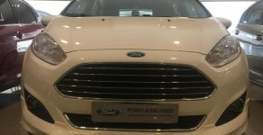 Bán Ford Fiesta sản xuất 2013 màu trắng, giá chỉ 420 triệu giá 420 triệu tại Tp.HCM