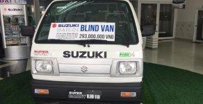 Suzuki Blind Van 2018 - Xe tải nhỏ chạy trong Tp. Tặng 100% phí trước bạ + full option giá 293 triệu tại Tp.HCM