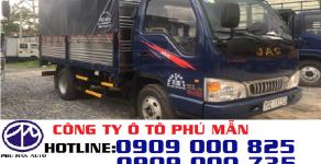 Bán xe tải Jac 2,4T giá cực sốc, thương hiệu hàng đầu Trung Quốc giá 255 triệu tại Tp.HCM