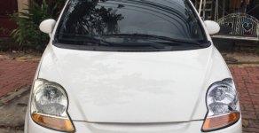 Cần bán Chevrolet Spark MT năm sản xuất 2009, màu trắng chính chủ giá 125 triệu tại BR-Vũng Tàu