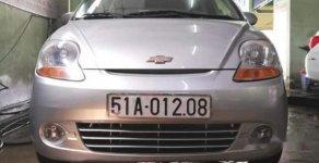 Bán Chevrolet Spark sản xuất năm 2010, màu bạc  giá 176 triệu tại Tp.HCM