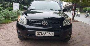 Bán Toyota RAV4 sản xuất 2007, màu đen, nhập khẩu nguyên chiếc giá 460 triệu tại Hà Nội