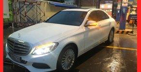Bán xe Mercedes C250 màu trắng 2016, xe cũ chính hãng giá 1 tỷ 380 tr tại Tp.HCM