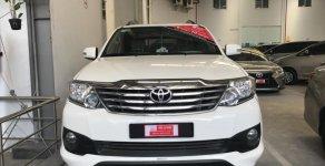 Bán xe Fortuner Sportivo sản xuất 2014 màu trắng giá 870 triệu tại Tp.HCM