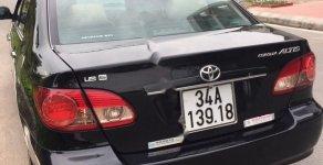 Bán Toyota Corolla altis sản xuất 2006, màu đen  giá 325 triệu tại Hải Phòng