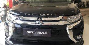 Cần bán xe Mitsubishi Outlander 2.4 CVT năm sản xuất 2018, màu đen giá 1 tỷ 49 tr tại Hà Nội