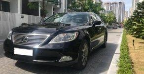Bán Lexus LS sản xuất năm 2008, màu đen, nhập khẩu nguyên chiếc giá 1 tỷ 430 tr tại Hà Nội