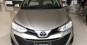 Toyota Vios 2018, giảm 15tr tiền mặt + Tặng 1 năm bảo hiểm, trả trước 130 triệu nhận xe, hỗ trợ trả góp giá 531 triệu tại Tp.HCM