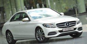 Chỉ với 500 triệu bạn đã có thể sở hữu ngay chiếc xe Mercedes Benz C200 chính hãng giá 1 tỷ 489 tr tại Hà Nội