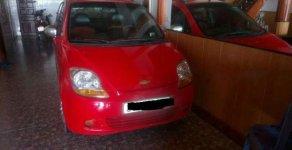 Cần bán xe Chevrolet Spark Van đời 2009, màu đỏ giá 98 triệu tại Nghệ An