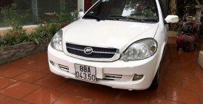 Bán xe Lifan 520 1.6 MT đời 2006, màu trắng số sàn, giá chỉ 95 triệu giá 95 triệu tại Phú Thọ