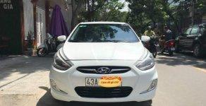 Cần bán lại xe Hyundai Accent Blue 2013 màu trắng, biển số 9 nút, xe nhập khẩu nguyên thùng, chạy lướt giá 475 triệu tại Đà Nẵng