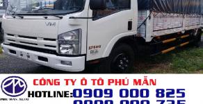 Tham khảo giá xe Isuzu Vĩnh Phát 8T2 thùng bạt mới nhất giá 700 triệu tại Tp.HCM