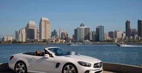 Cần bán xe Mercedes SL 400 sản xuất 2018, màu trắng giá 6 tỷ 709 tr tại Tp.HCM
