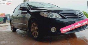 Bán ô tô Toyota Corolla Altis 1.8G MT đời 2011, màu đen, máy móc còn nguyên bản giá 449 triệu tại Bắc Giang