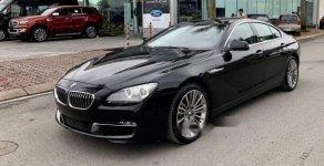 Cần bán lại xe BMW 6 Series, màu đen giá 2 tỷ 488 tr tại Hà Nội