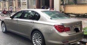 Bán xe BMW 7 Series 750Li sản xuất năm 2009, nhập khẩu giá 1 tỷ 100 tr tại Tp.HCM