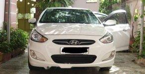 Cần bán Hyundai Accent đời 2011, màu trắng, xe nhập xe gia đình giá 340 triệu tại Đà Nẵng