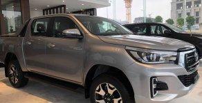 Đại lý Toyota Thái Hòa Từ Liêm, bán Toyota Hilux 2.4G 4X4 MT 6 cấp, gía tốt nhất. LH: 0964898932 giá 801 triệu tại Hà Nội