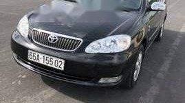 Bán xe Toyota Corolla Altis đời 2006, màu đen chính chủ giá 340 triệu tại Cần Thơ