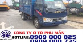 Xe tải Jac 2T4|Xe tai jac 2t4 được nhập khẩu kinh kiện đồng bộ từ Jac Motor  giá 255 triệu tại Tp.HCM
