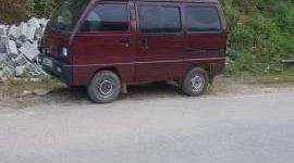 Bán xe Suzuki Super Carry Van đời 1997, màu đỏ  giá 60 triệu tại Lạng Sơn