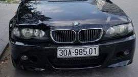 Cần bán gấp BMW 3 Series đời 2004, màu đen, xe nhập, giá chỉ 283 triệu giá 283 triệu tại Bắc Ninh