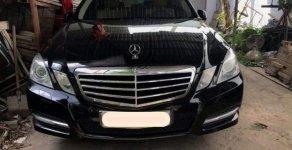 Bán Mercedes E250 2013, màu đen còn mới giá 1 tỷ 250 tr tại Cần Thơ