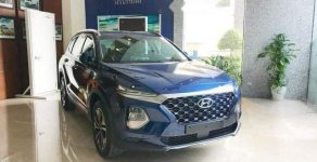 Bán xe Hyundai Santa Fe đời 2018, màu xanh lam giá cạnh tranh giá 1 tỷ tại BR-Vũng Tàu