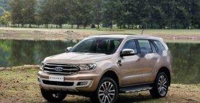 Cần bán Ford Everest Titanium 2.0 2018, màu nâu, xe nhập giá Giá thỏa thuận tại Hà Nội